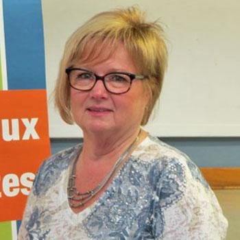 Louise Bastien, présidente