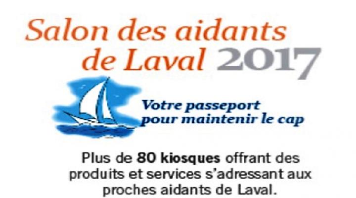 Salon des aidants de Laval 2017